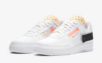 Nike Air Force 1 Type Melon Tint CZ7107-100 Release Date Info