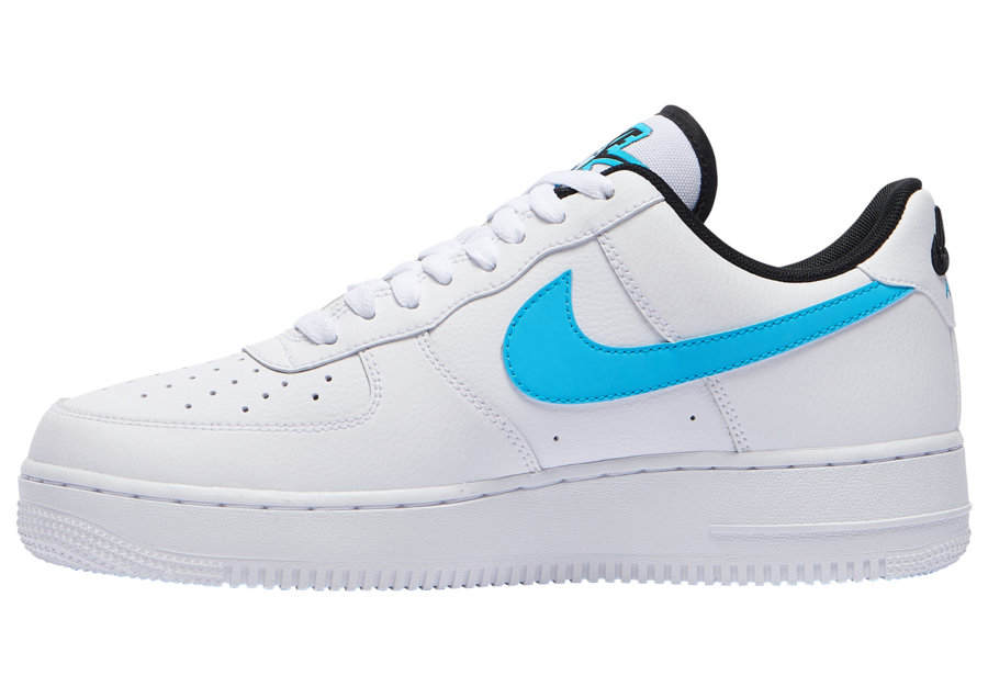 Nike Air Force 1 Worldwide White Blue Black CK6924-100 Release Date Info