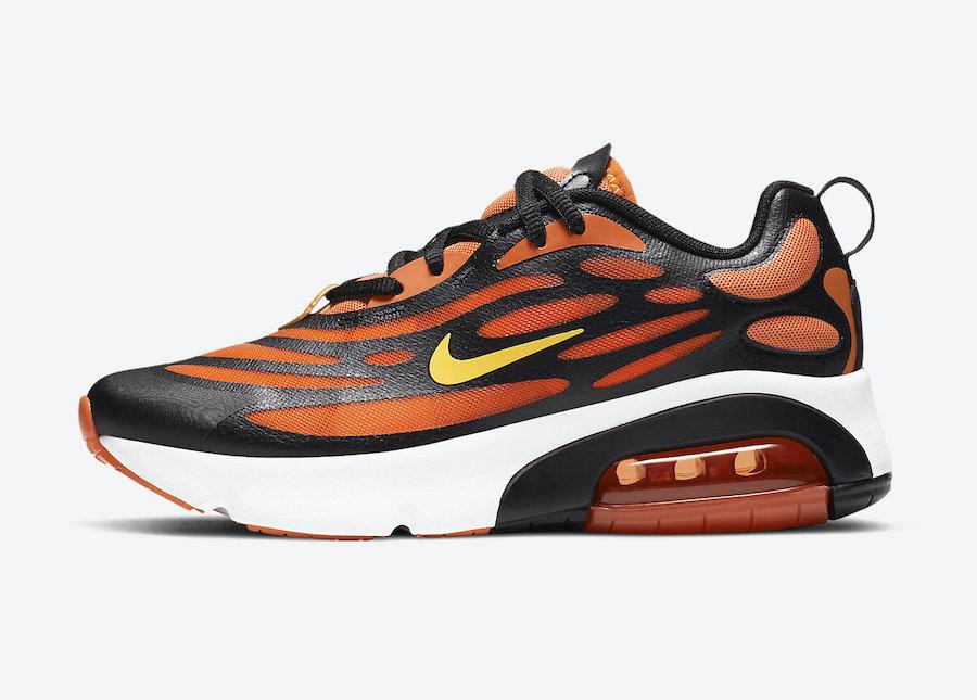 Nike Air Max 200 Tiger CN7876-800 Release Date Info