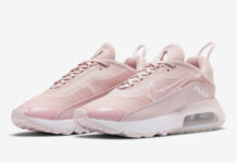 Nike Air Max 2090 Barely Rose CT1290-600 Release Date Info