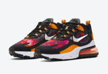 Nike Air Max 270 React Supernova CW8567-001 Release Date Info