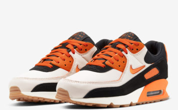 Nike Air Max 90 Home Away Safety Orange CJ0611-100 Release Date Info