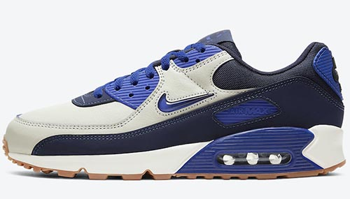 Nike Air Max 90 Home Away Sail Concord Release Date