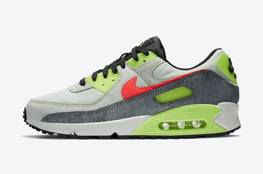 Nike Air Max 90 N7 CV0264-001 Release Date Info