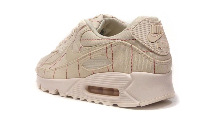 Nike Air Max 90 NEG Natural Chili Red CZ5593-100 Release Date Info