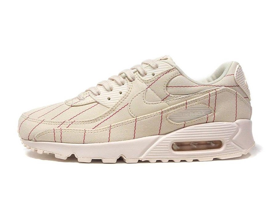 Nike Air Max 90 NEG Natural Chili Red CZ5593-100