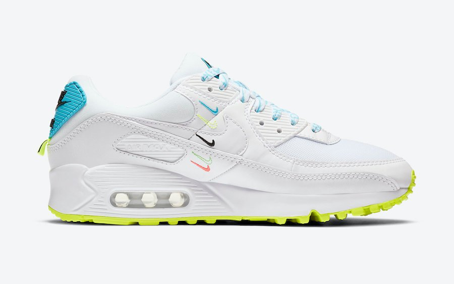 Nike Air Max 90 Worldwide CK7069-100 Release Date Info