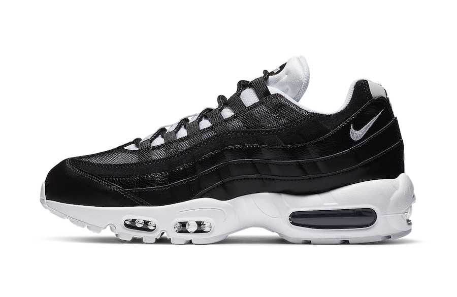 Nike Air Max 95 Black White CK6884-001 Release Date Info