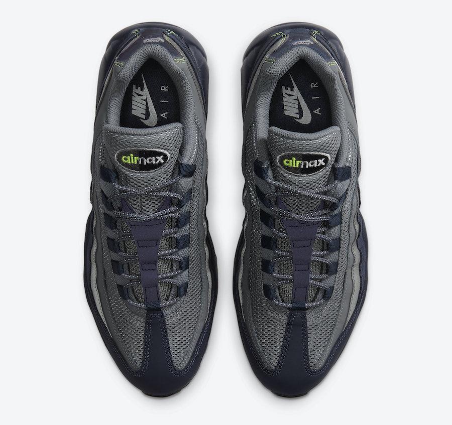 Nike Air Max 95 Seattle Seahawks DA1504-400 Release Date Info