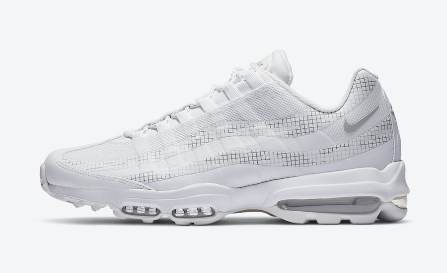 Nike Air Max 95 Ultra Returns with Grid Patterns | Getswooshed