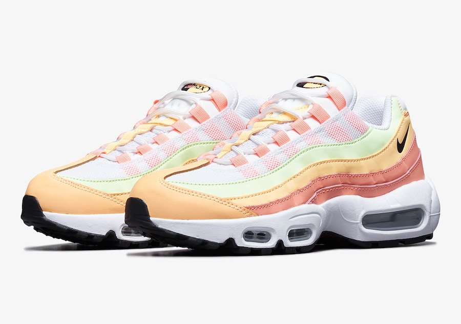 Nike Air Max 95 in 'Melon Tint' Starting to Release
