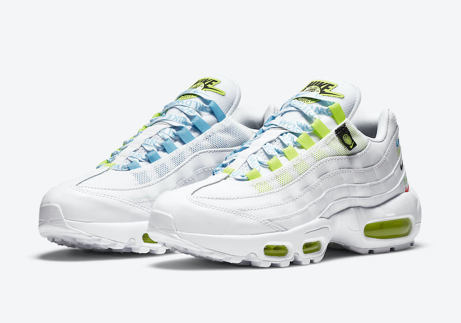Nike Air Max 95 Worldwide CV9030-100 Release Date Info