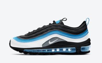 Nike Air Max 97 GS Aqua Blue 921522-106 Release Date Info