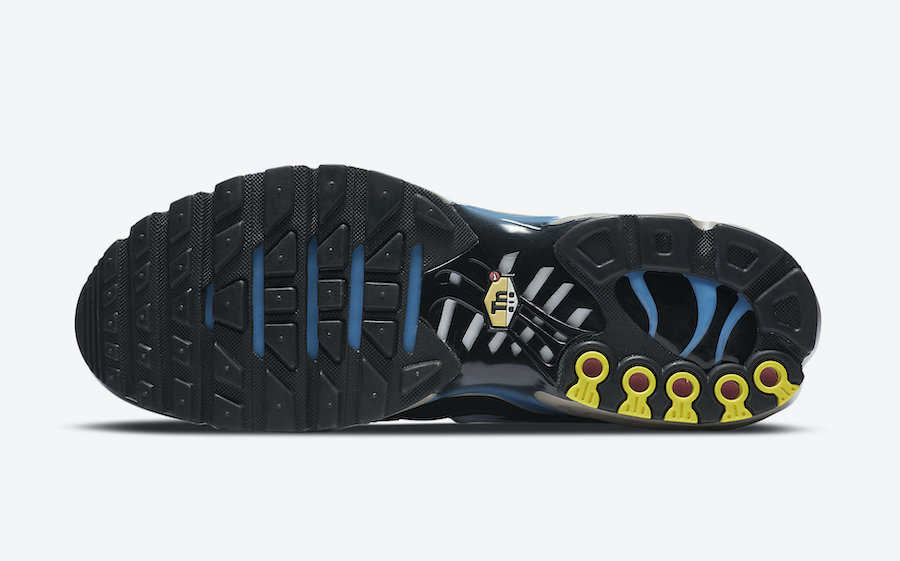 Nike Air Max Plus Black Blue Grey CT1097-002 Release Date Info