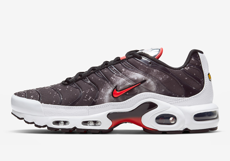 Nike Air Max Plus Supernova Galaxy CW6019-001 Release Date Info