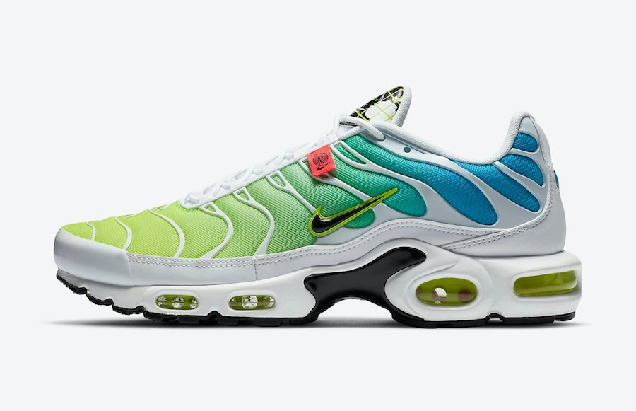 Nike Air Max Plus Worldwide CK7291-100 Release Date Info