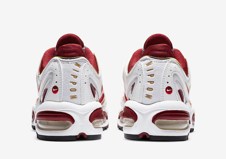 Nike Air Max Tailwind 4 IV Nippon CW4810-167 Release Date Info