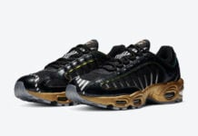 Nike Air Max Tailwind 4 IV SE Black Metallic Gold CT1263-001 Release Date Info