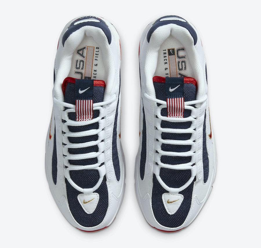 Nike Air Max Triax 96 USA Olympic CV8098-400 Release Date Info