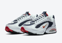 Nike Air Max Triax 96 USA Olympic CV8098-400 Release Date Info