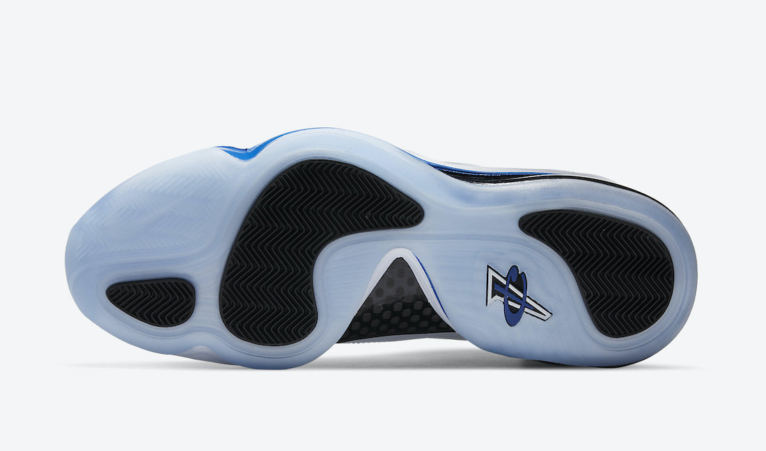 Nike Air Penny 5 V Orlando Magic Home CN0052-100 Release Date