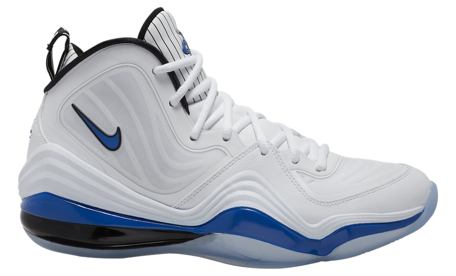 Nike Air Penny 5 V Orlando Magic Home 2020 Release Date Info