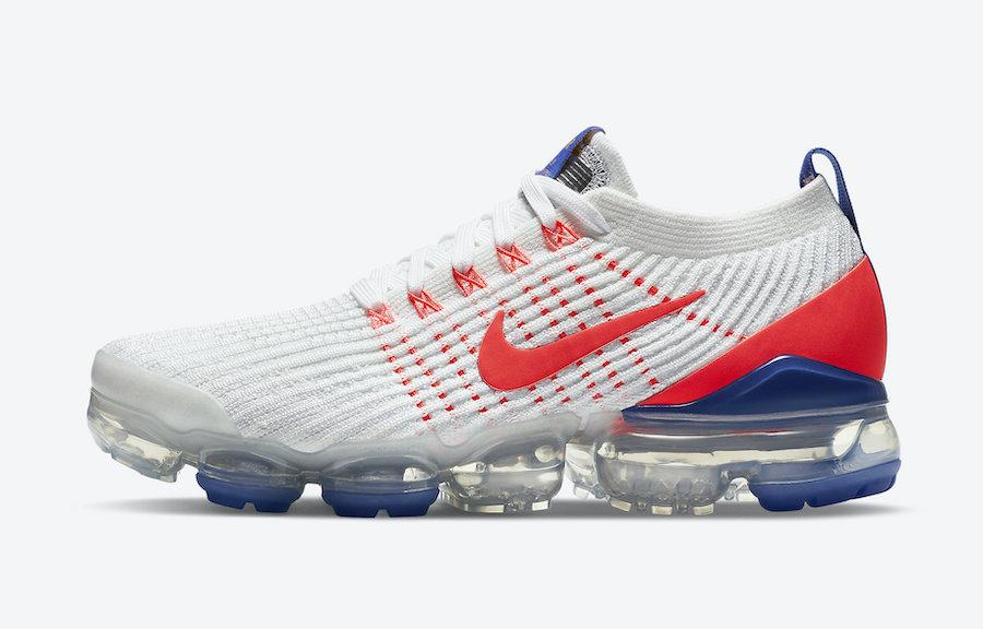 Nike Air VaporMax 3.0 USA CZ7994-100 Release Date Info