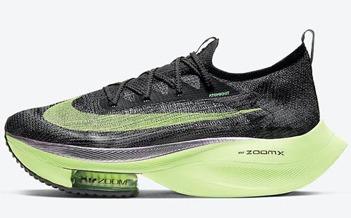 Nike Air Zoom Alpha NEXT Lime Blast Release Date