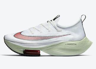 Nike Air Zoom Alphafly NEXT% Watermelon CI9925-100 Release Date Info