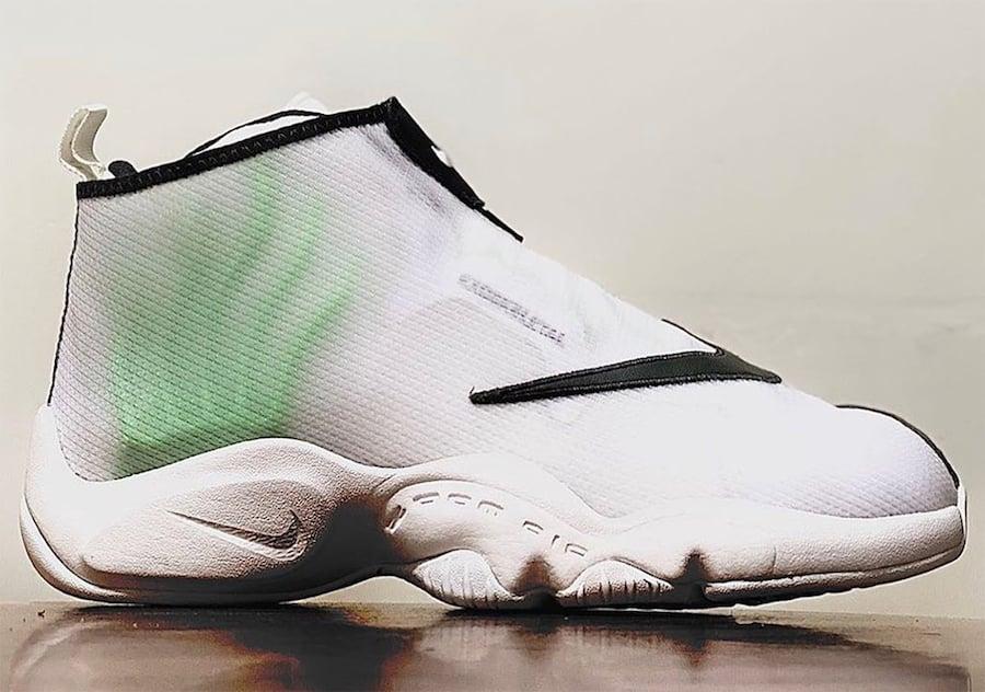 Nike Air Zoom Flight The Glove White Black 2020 Release Date Info