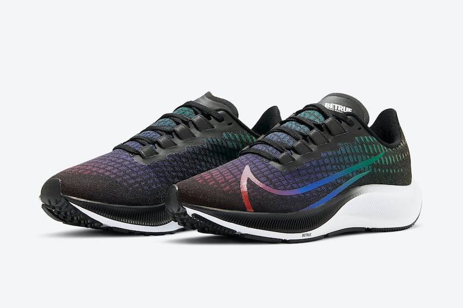 Nike Air Zoom Pegasus 37 BeTrue CZ5923-001 Release Date Info