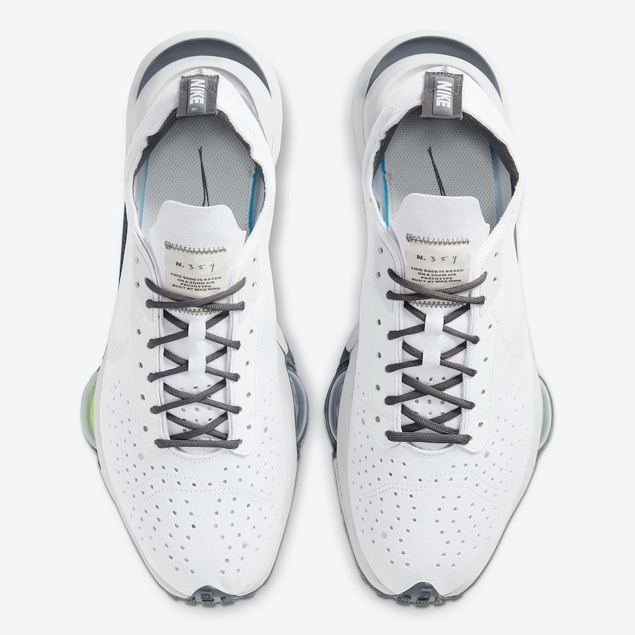 Nike Air Zoom Type Summit White CJ2033-100 Release Date Info