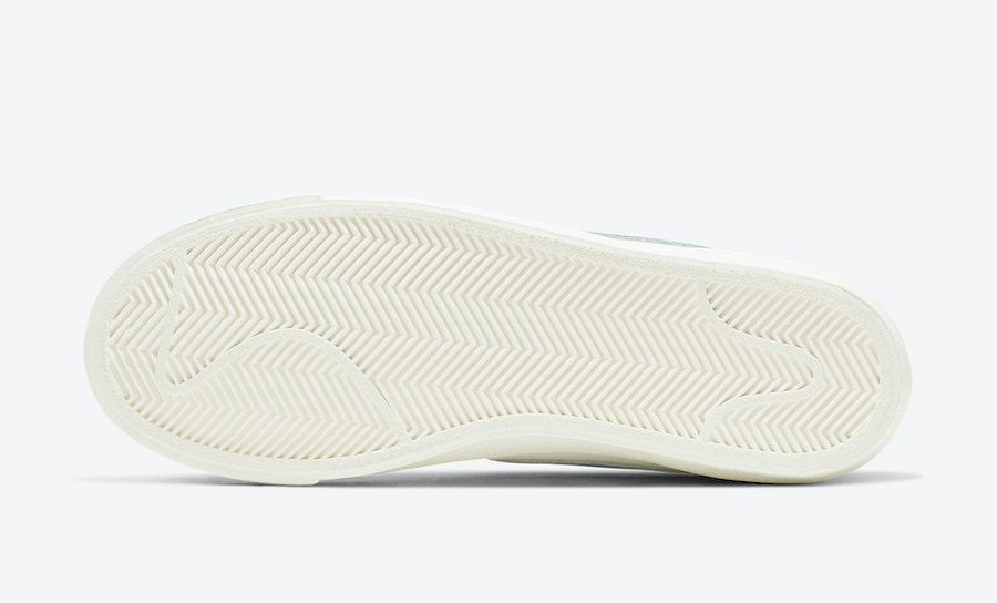 Nike Blazer Mid Pale Orange CZ1055-109 Release Date Info