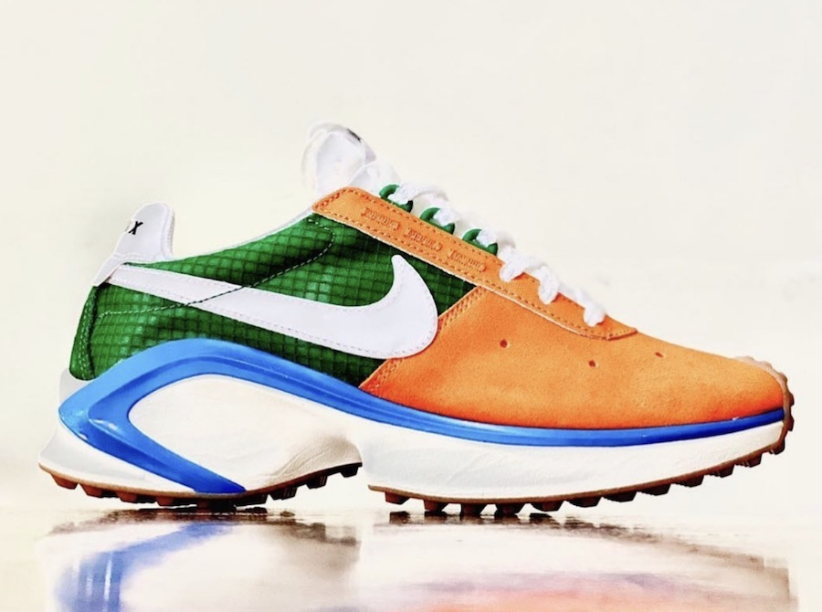 Nike D/MS/X Waffle Starfish White Pine Green Sail CQ0205-800 Release Date Info