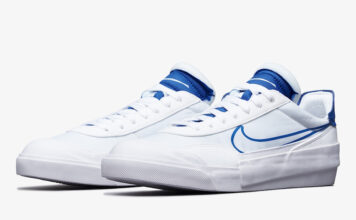 Nike Drop Type LX Game Royal CQ0989-102 Release Date Info