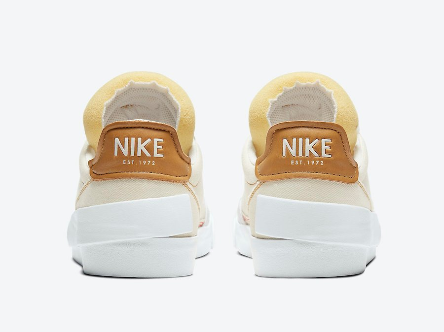 Nike Drop-Type Premium Light Cream CW6213-212 Release Date Info