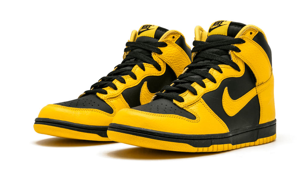 Nike Dunk High Black Varsity Maize CZ8149-002 2020 Release Date Info