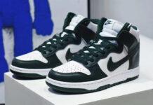 Nike Dunk High Pro Green CZ8149-100 2020 Release Date