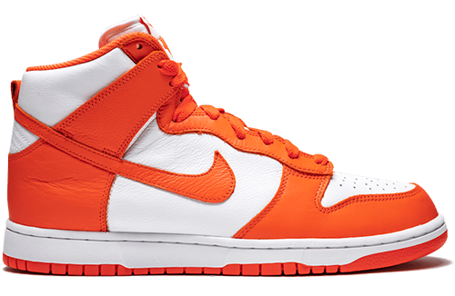 Nike Dunk High Syracuse 2021 Release Date