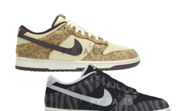 Nike Dunk Low Animal 2021 Release Date Info