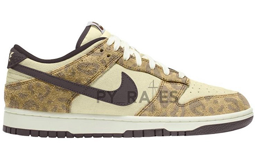 Nike Dunk Low Animal Beach Baroque Brown 2021 Release Date