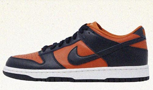 Nike Dunk Low Champ Colors Release Date