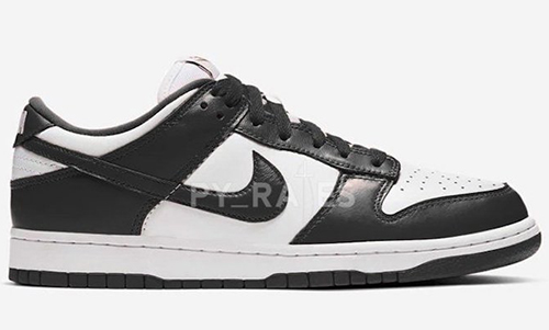 Nike Dunk Low White Black 2021 Release Date