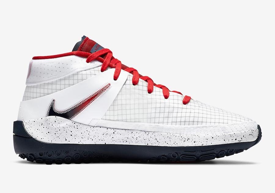 Nike KD 13 USA CI9949-101 Release Date Info