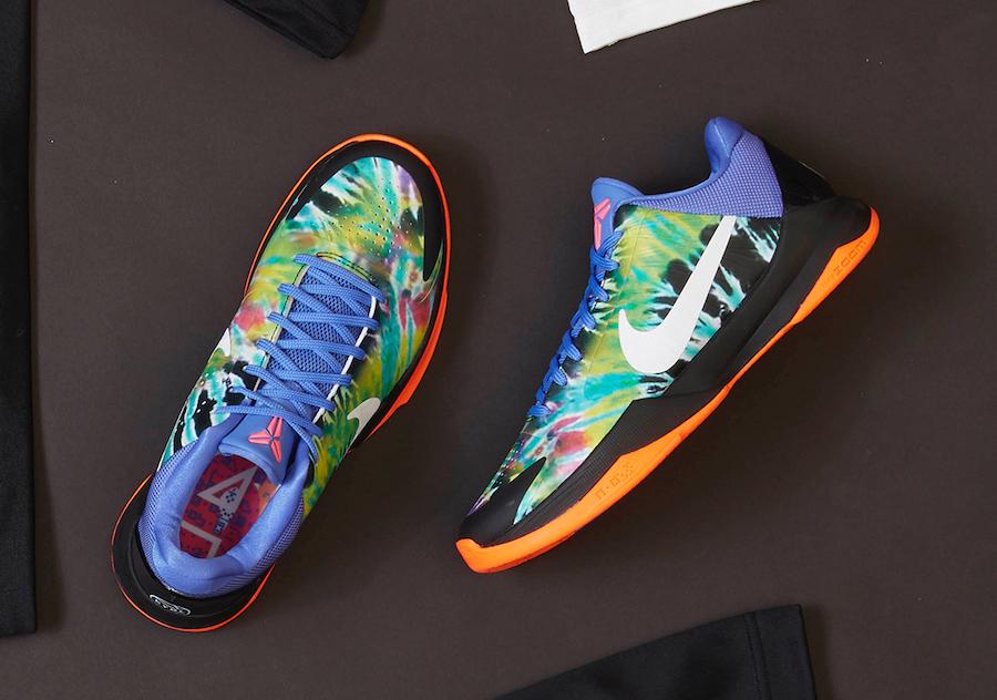Nike Kobe 5 Protro EYBL 2020 Release Date Info