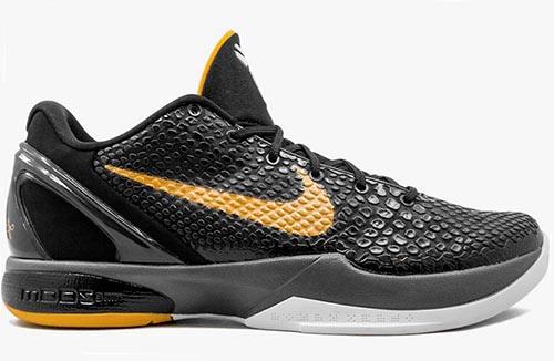 Nike Kobe 6 Protro Del Sol Black 2021 Release Date