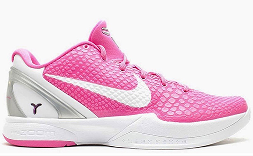 Nike Kobe 6 Protro Think Pink 2021 Release Date