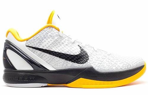 Nike Kobe 6 Protro White Del-Sol 2021 Release Date