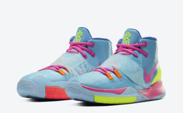 Nike Kyrie 6 GS Pool CZ4686-409 Release Date Info