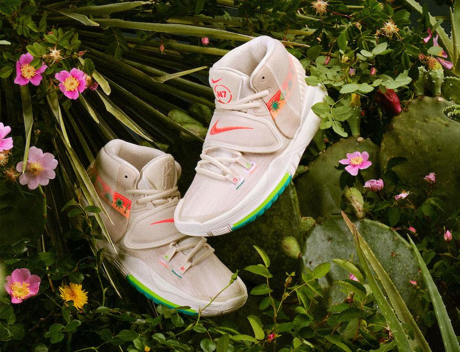 Nike Kyrie 6 N7 Release Date